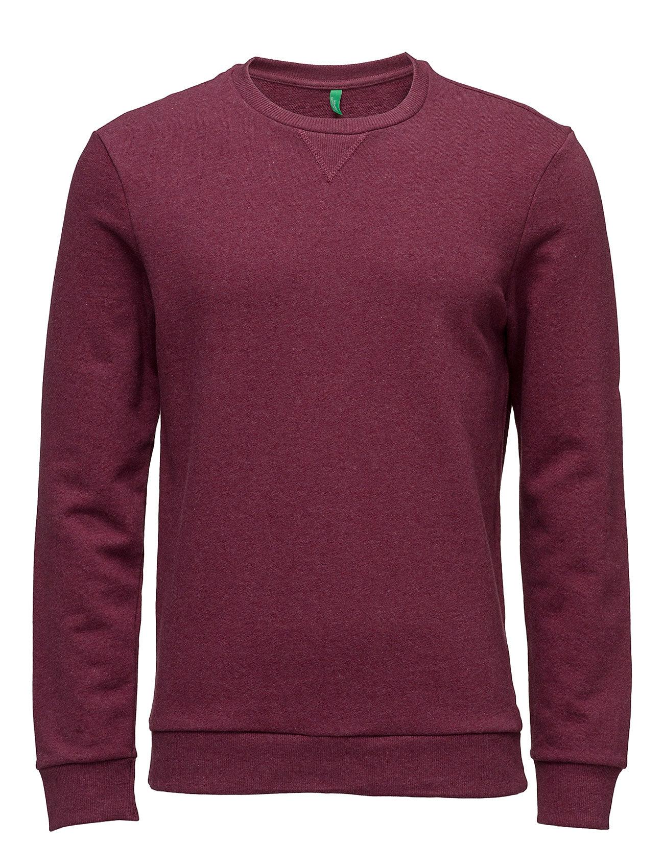 Sweater L/S United Colors of Benetton Striktrøjer til Mænd i