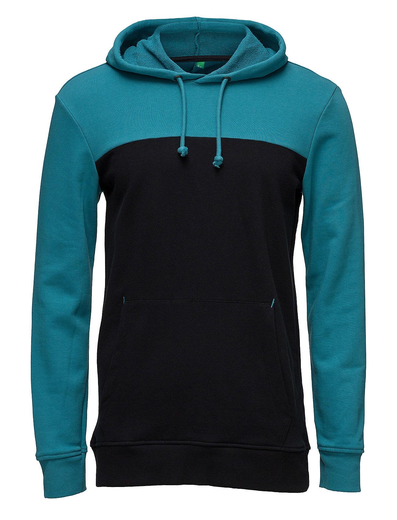 Pullover W/Hood United Colors of Benetton Hættetrøjer til Herrer i