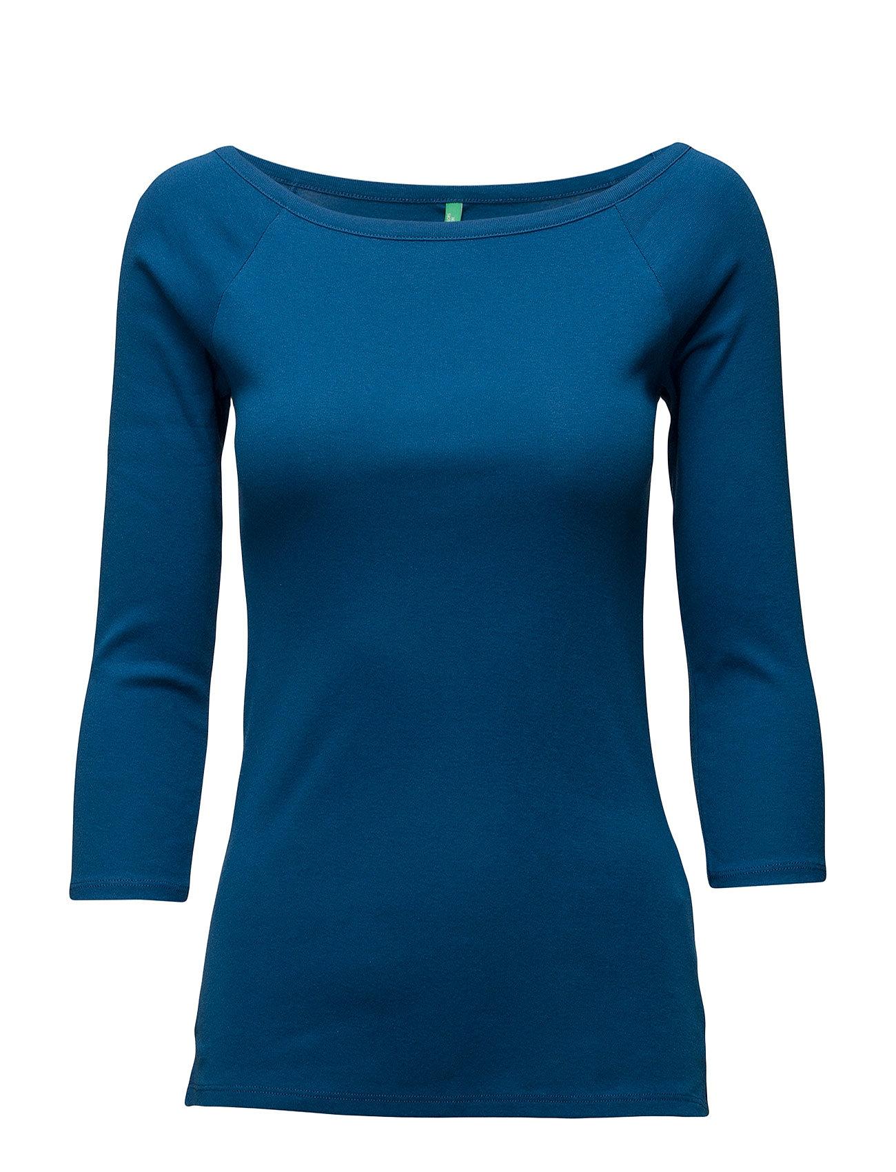 T-Shirt L/S United Colors of Benetton Langærmede til Damer i