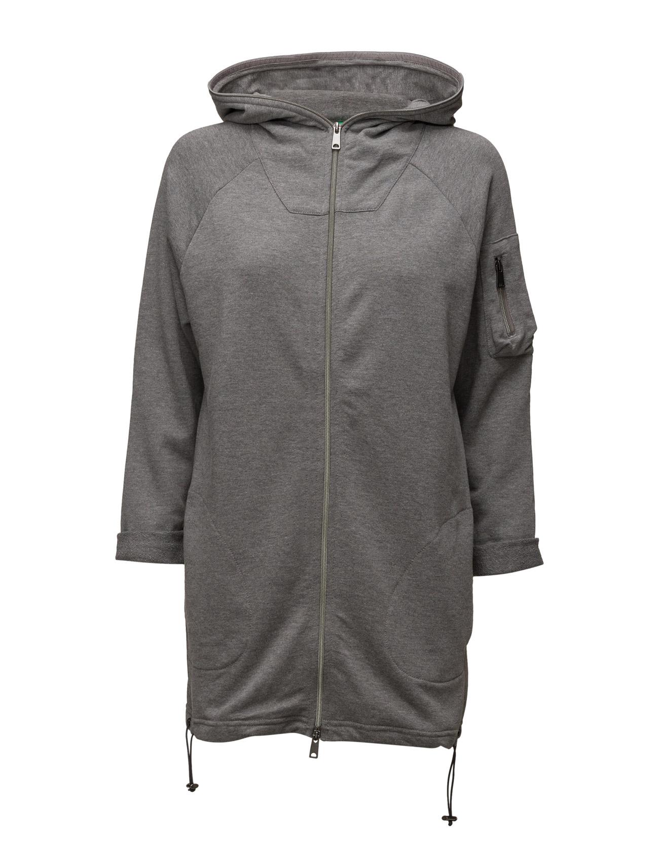 Jacket W/Hood L/S United Colors of Benetton  til Kvinder i