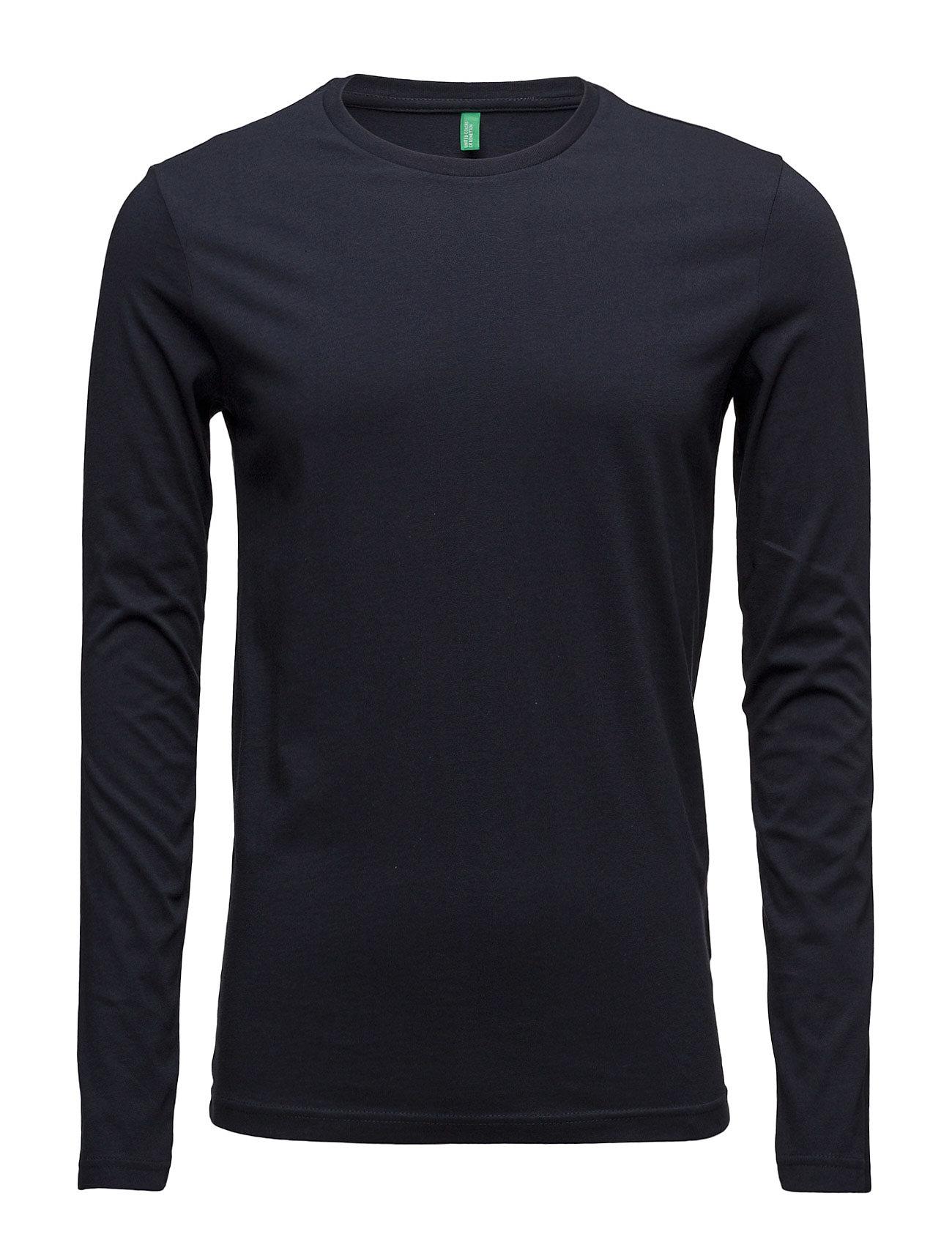 T-Shirt L/S United Colors of Benetton Langærmede til Herrer i 06U