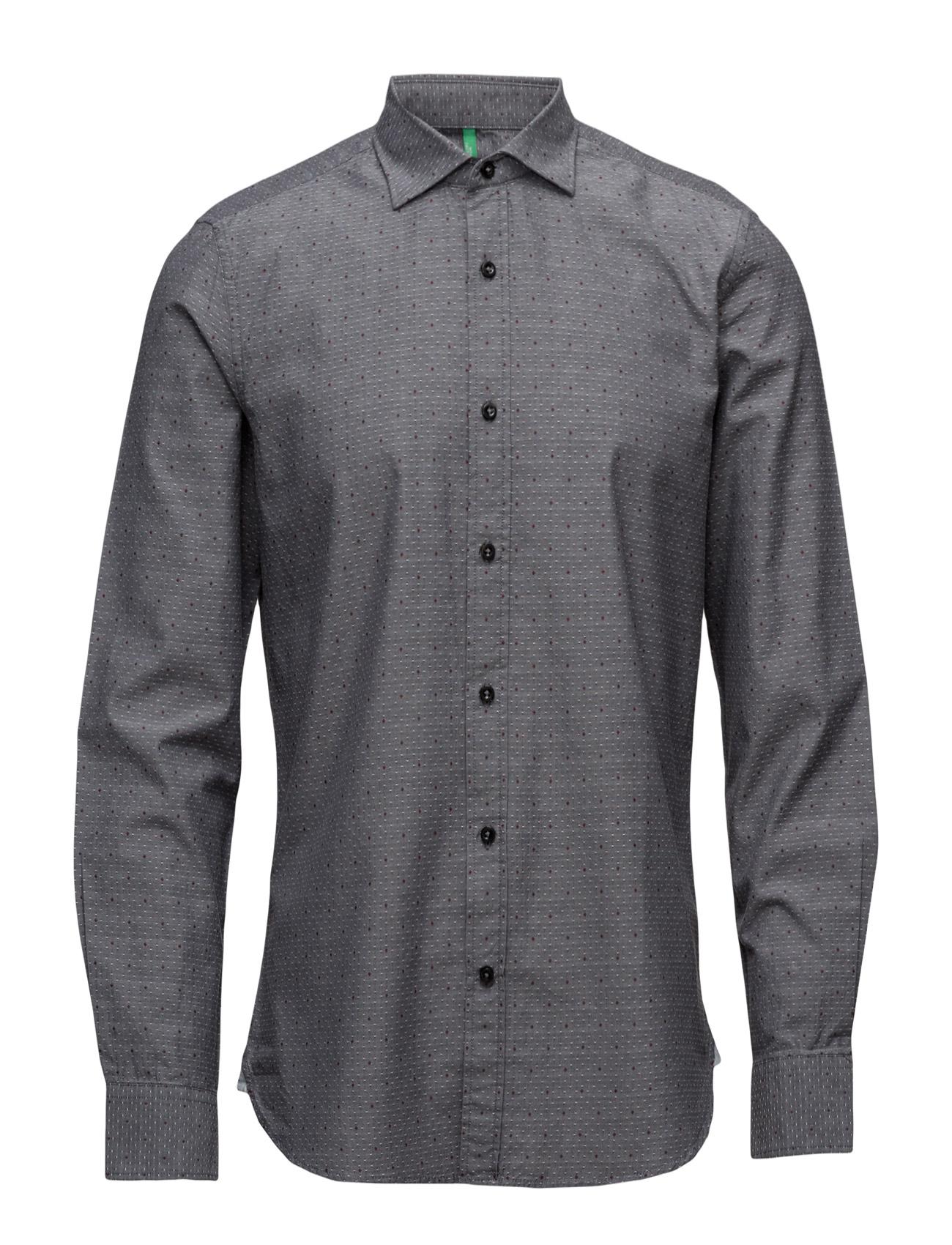 Shirt United Colors of Benetton Casual sko til Mænd i