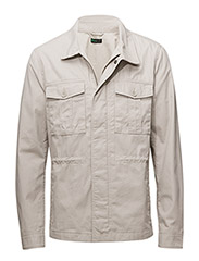 JACKET - LIGHT GREY