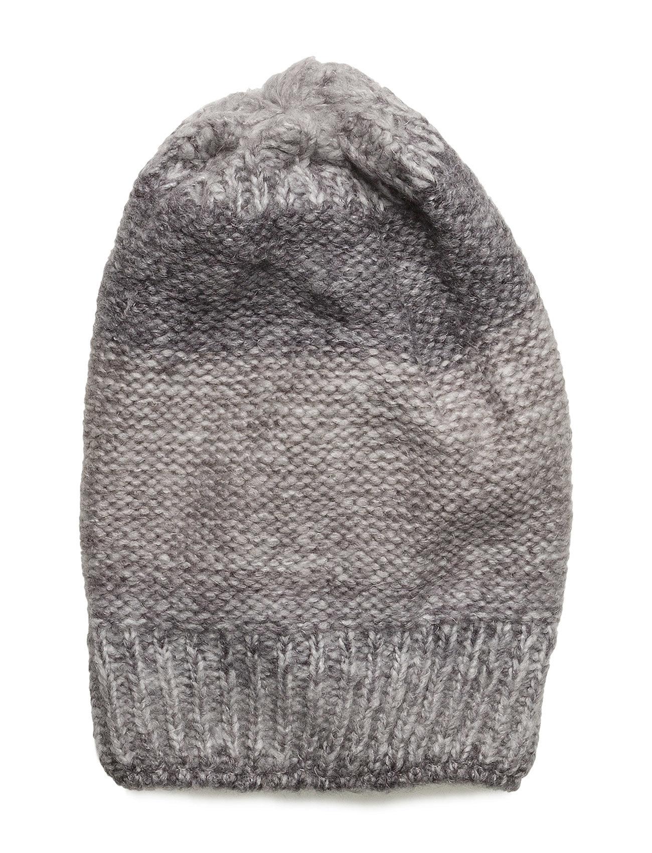 unmade copenhagen Dip dye knit hat fra boozt.com dk
