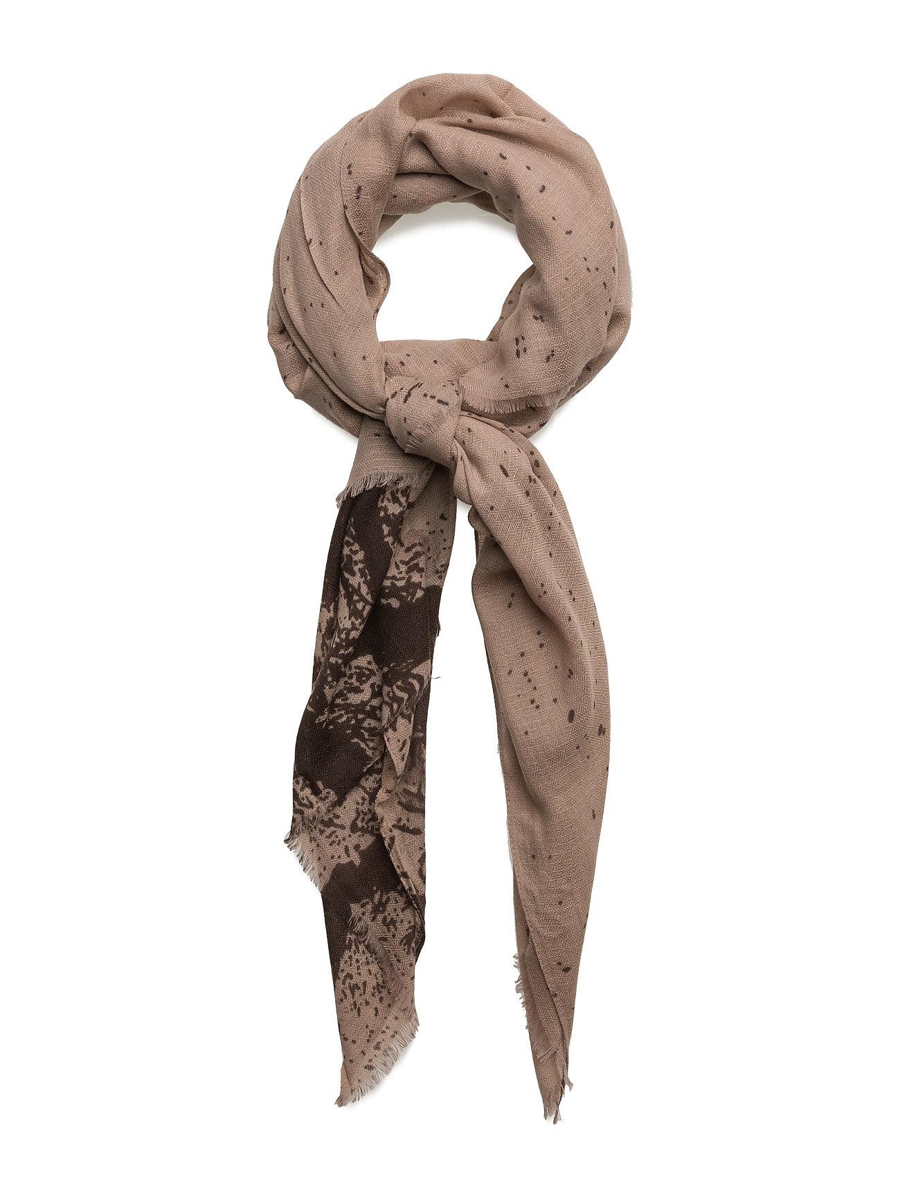 Paint stroke scarf fra unmade copenhagen på boozt.com dk