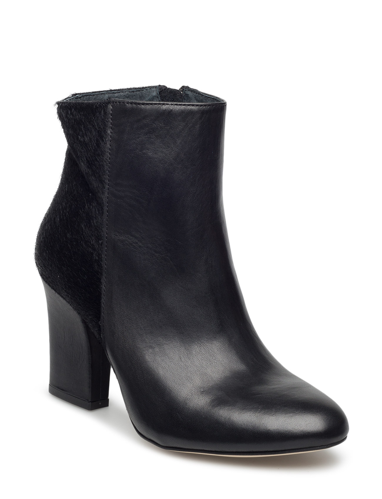 Heeled Boot W Detail UNMADE Copenhagen Støvler til Kvinder i Grå