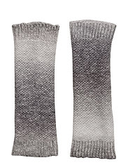 Dip dye knit fingerless - GREY