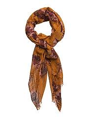 Blossom scarf - CINNAMON