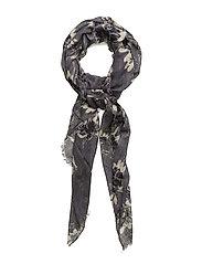 Blossom scarf - GREY