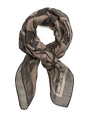 Inca scarf - CAMEL