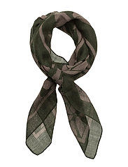 Inca scarf - KHAKI