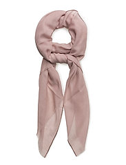 Cashmere wool scarf - POWDER