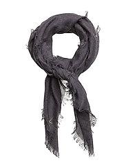Winter night scarf - GREY
