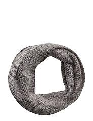 Dip dye knit tube - GREY