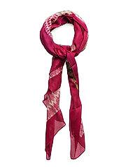Feral scarf - BORDEAUX