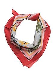 Hibiscus bandana - RED