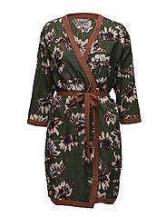 Blossom Kimono - GREEN