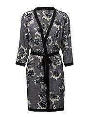 Blossom Kimono - GREY