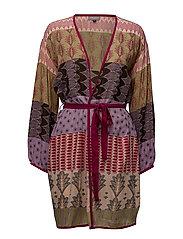 Feral kimono - BORDEAUX