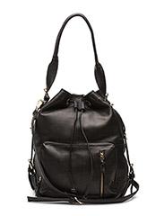 Urban bucket bag - BLACK