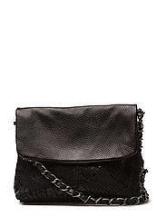 Crocus cross bag - BLACK