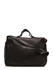 Alyssa big cross bag - BLACK