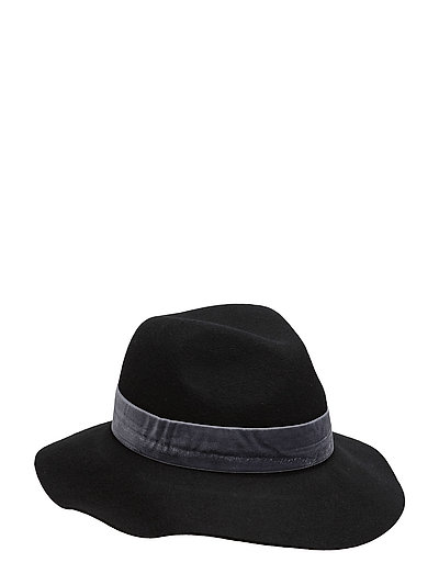 UNMADE OB Hat with velvet band