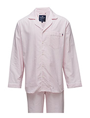 American Authentic Pajama - PINK/WHITE