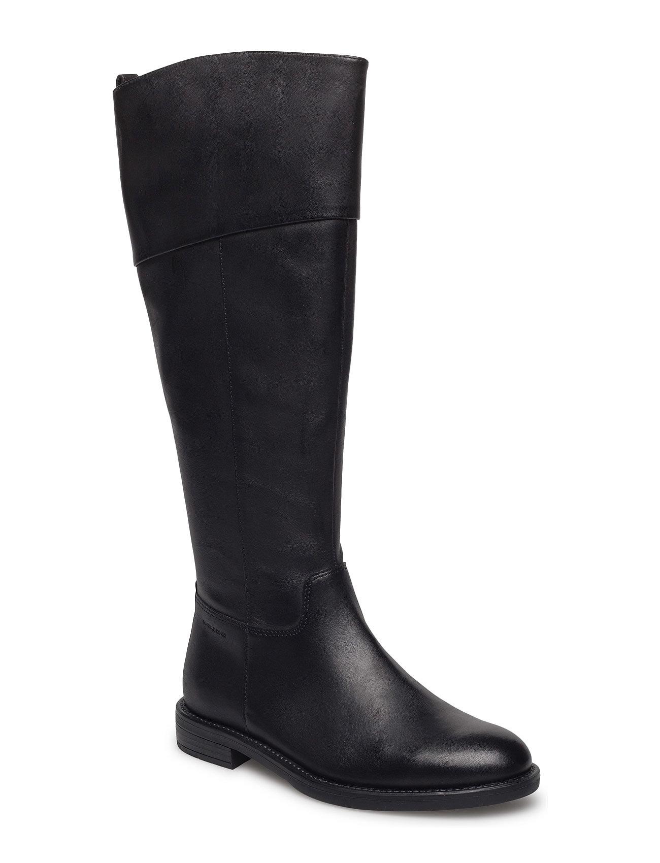 Amina VAGABOND Støvler til Damer i Sort