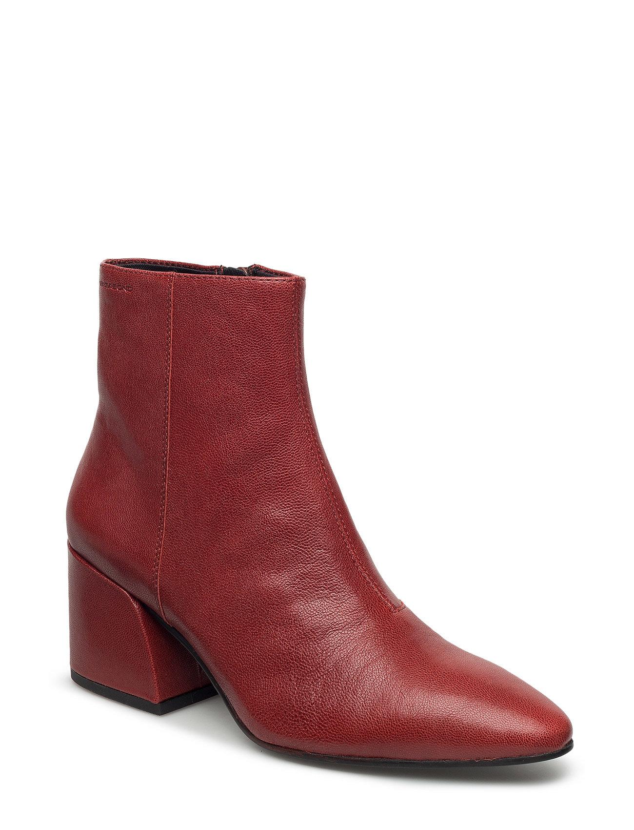 c47c29364398 Olivia VAGABOND Støvler til Kvinder i Rød