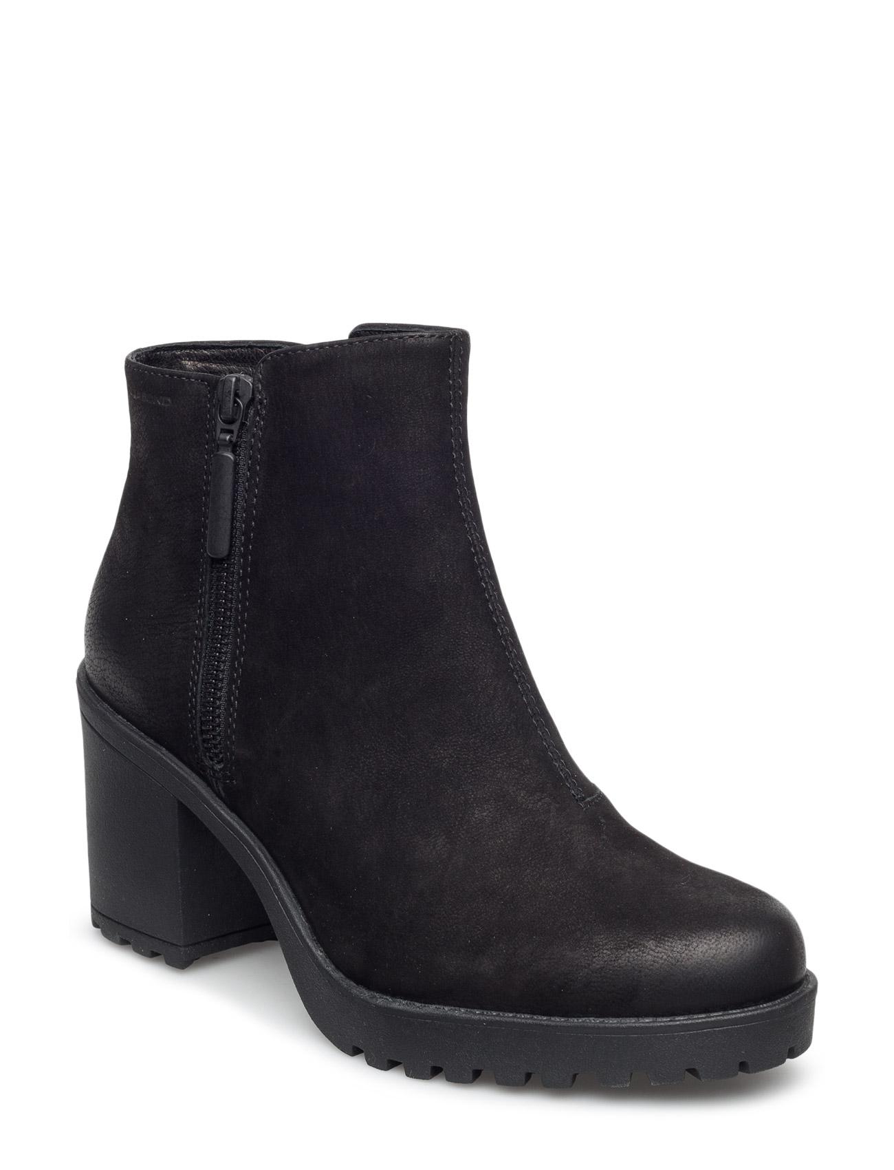 Grace VAGABOND Støvler til Kvinder i Sort