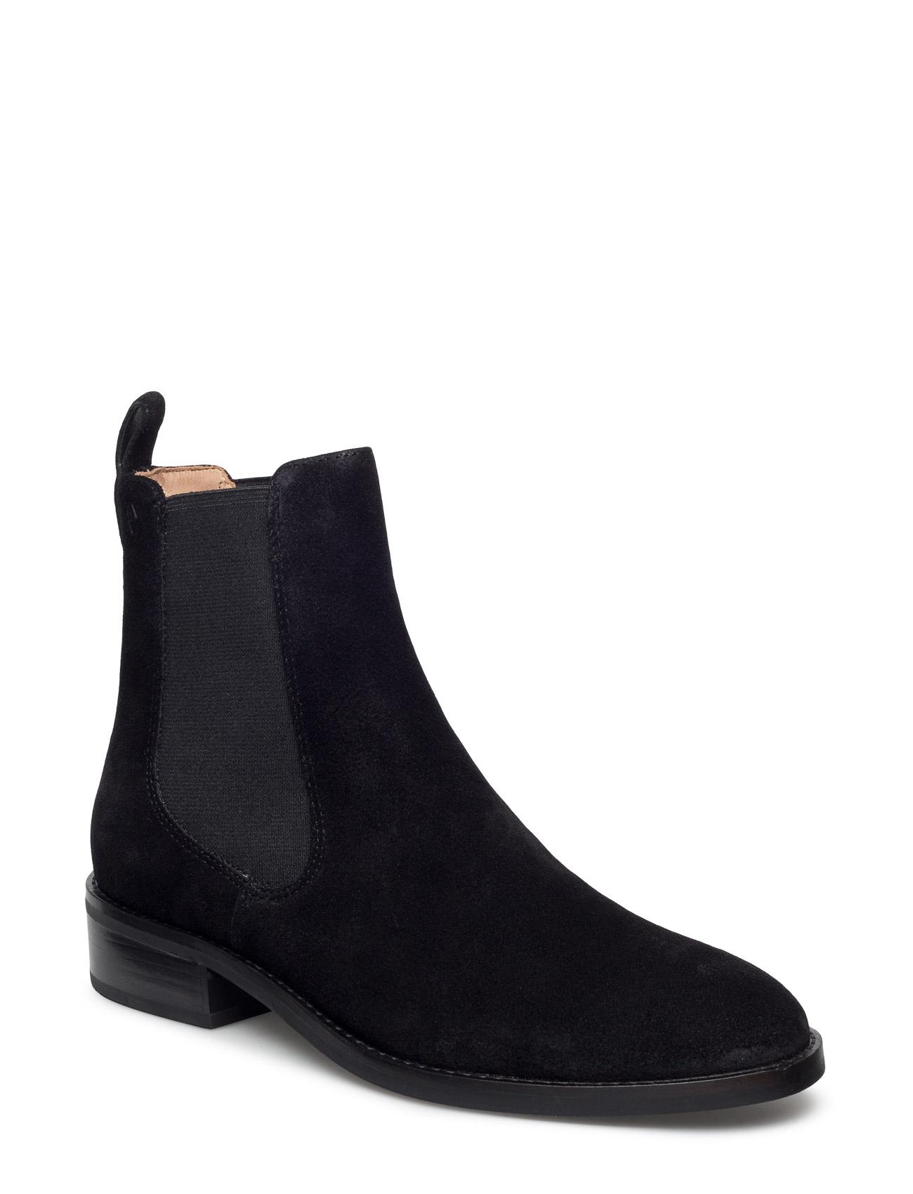 Ava VAGABOND Støvler til Damer i Sort