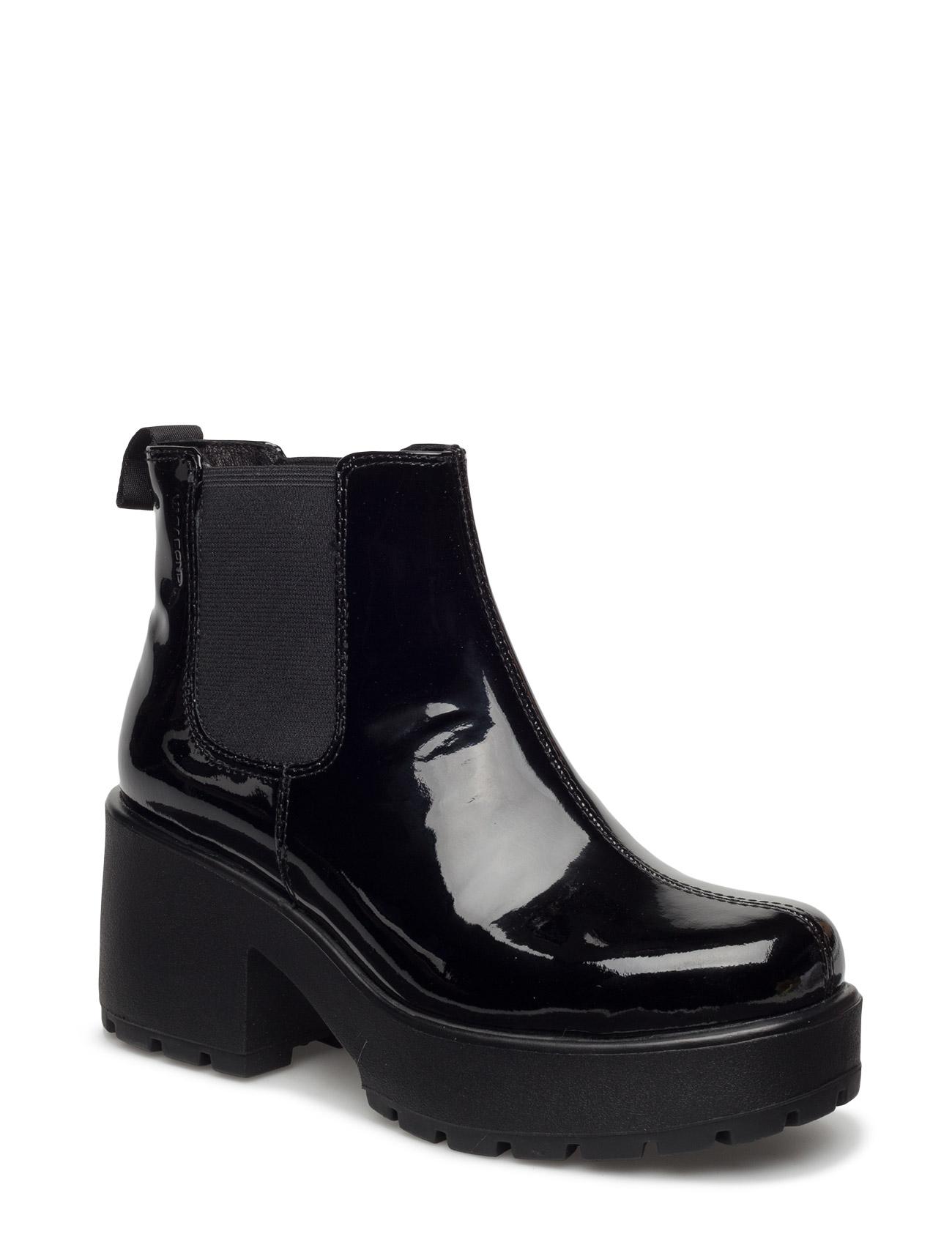Dioon VAGABOND Støvler til Kvinder i Sort