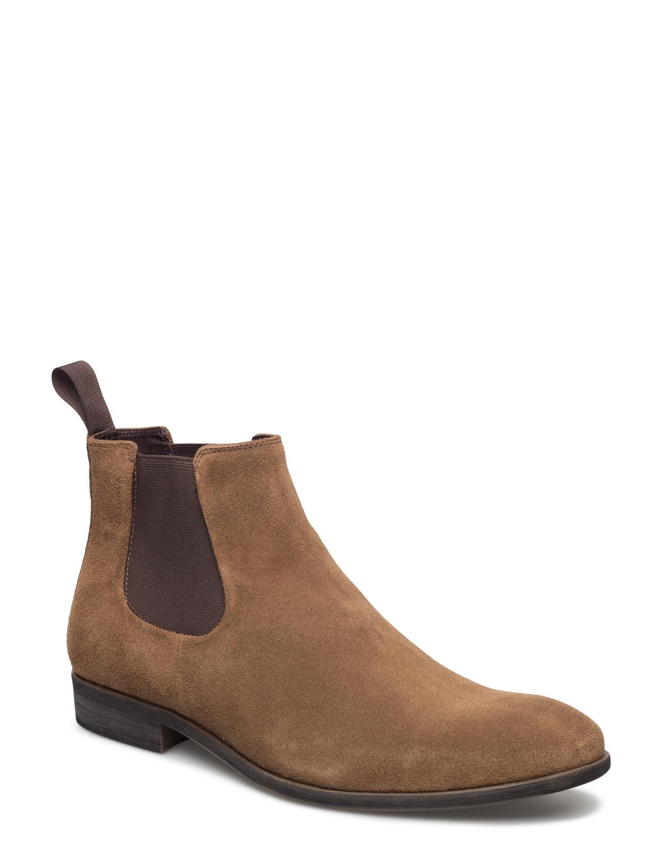 Hustle VAGABOND Støvler til Mænd i Kanel