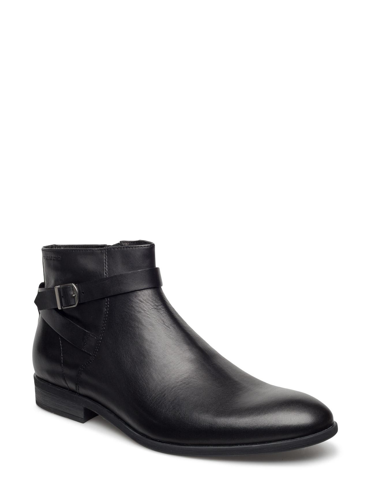 Hustle VAGABOND Støvler til Mænd i Sort