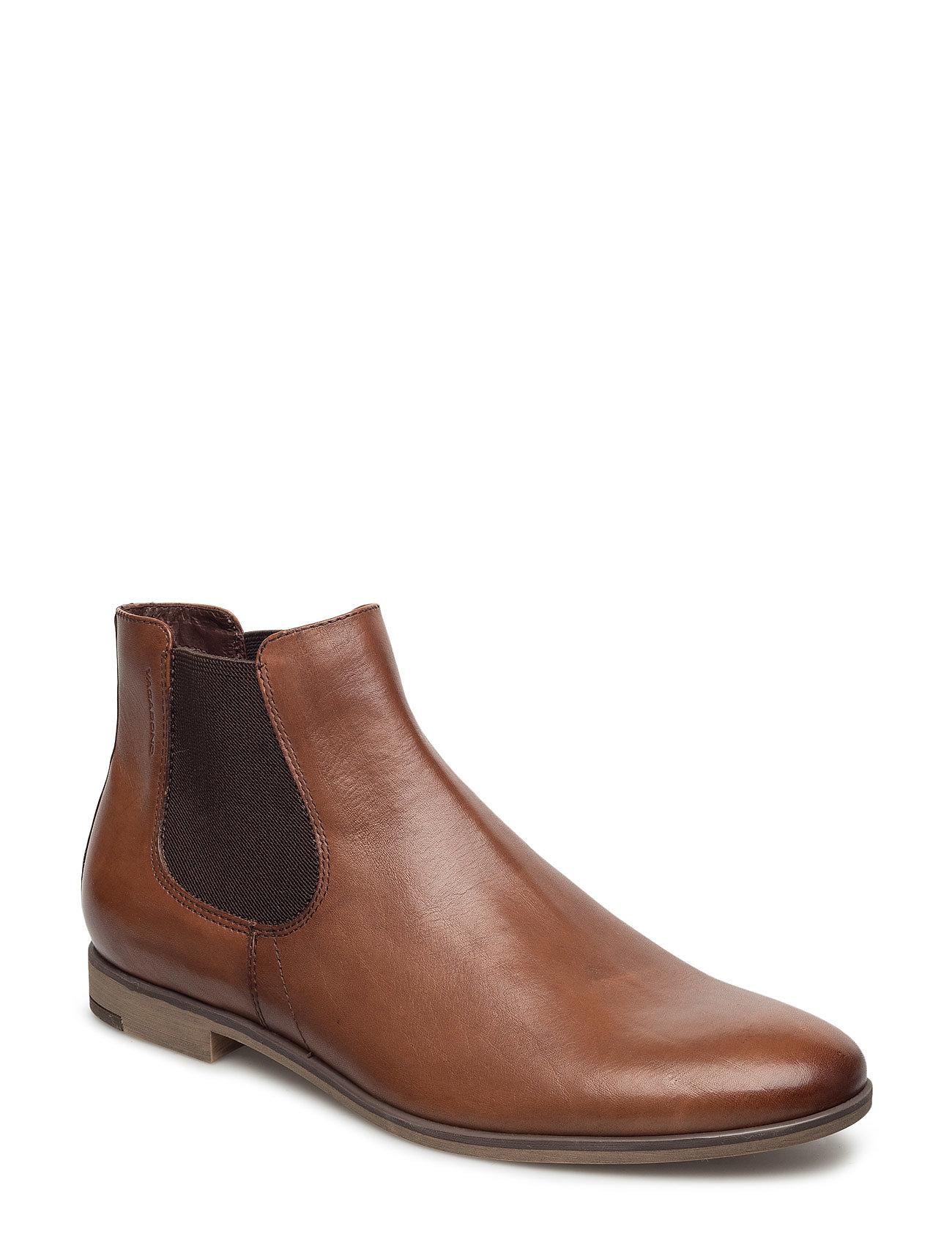 Linhope VAGABOND Støvler til Mænd i cognac