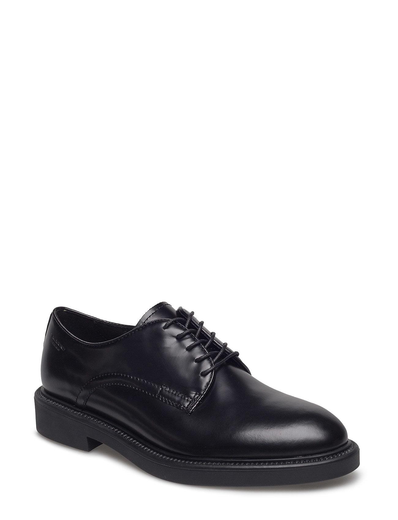 Alex W VAGABOND Flade sko til Damer i Sort