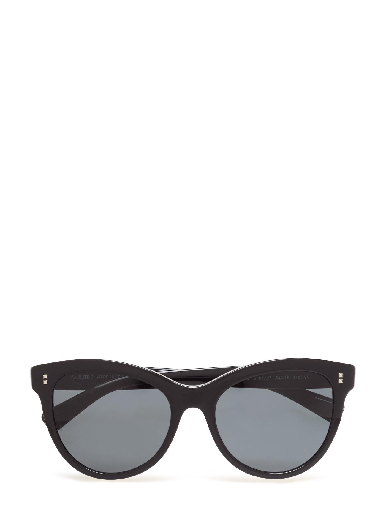 Rockstud rivets fra valentino sunglasses på boozt.com dk
