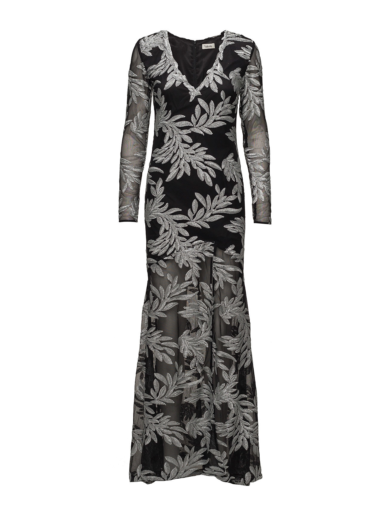 valerie Luna long dress fra boozt.com dk