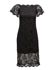 Wham Dress - BLACK