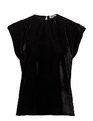 Sade top - BLACK