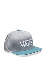 MN DROP V SNAPBACK HAT - HEATHER GREY-LARKSPUR