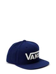 DROP V SNAPBACK HAT - Dress Blue