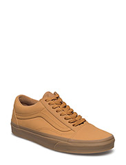 UA Old Skool (Suede) black/b - (VANSBUCK) LIGHT GUM/MONO