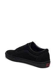 UA Old Skool (Suede) black/b