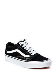 UA Old Skool - BLACK/WHITE
