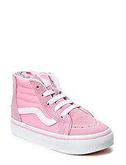 SK8-Hi Zip - prism pink/true white
