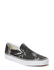 Classic Slip-On - (Van Doren) palm/black