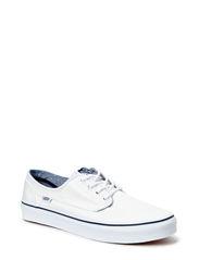 Brigata Slim - (Chambray Dots) white/twill