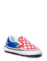 Classic Slip-On - (Stars & Stripes) true red/classic blue